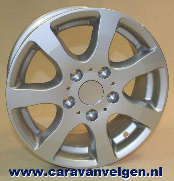 6jx15 Aluminium Velg Voor Knaus Caravan Type Oj 15 5 Aluminiumvelg